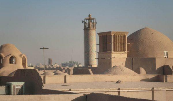 kashan roof