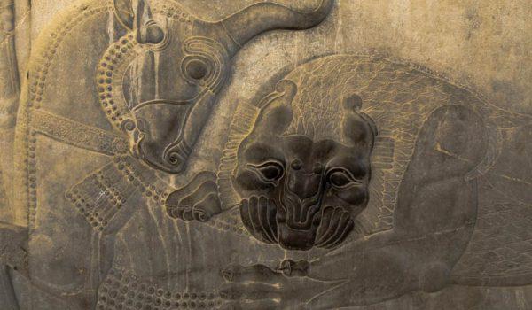 basrelief-Persepolis