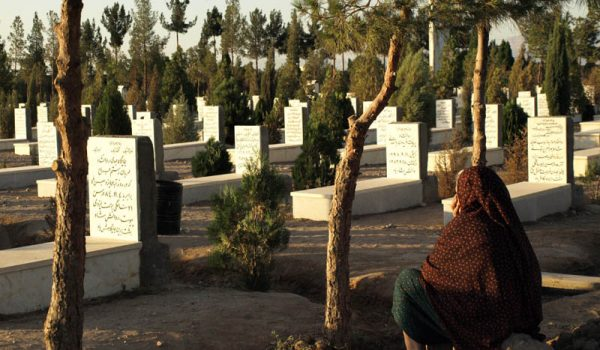 Zoroastrian-cemetery