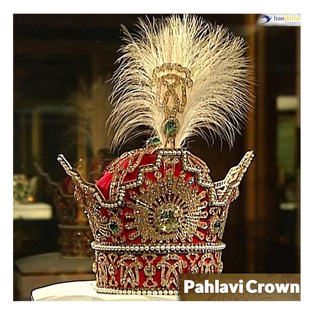 The-crown-of-the-Pahlavi-Treasury-of-National-Jewels