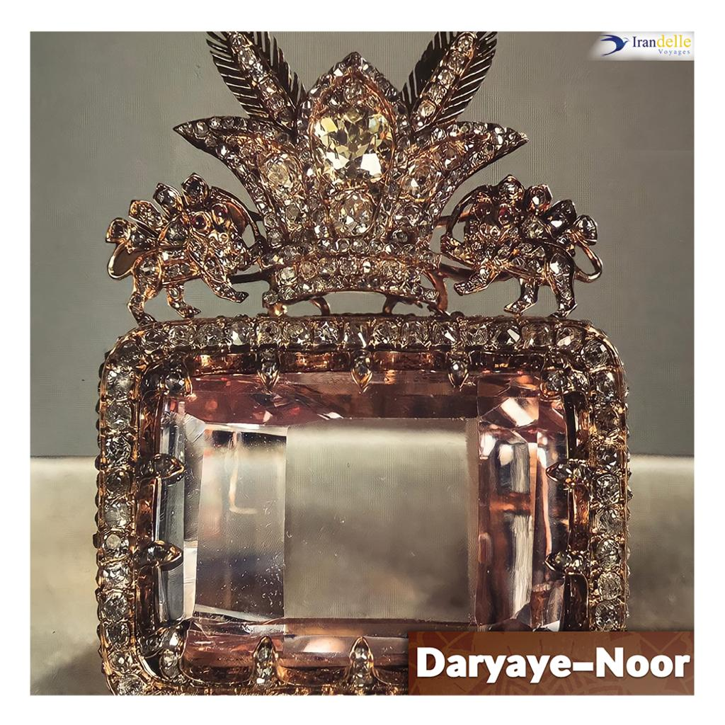 The-diamond-Daraye-Noor-sea-of-light-Treasury-of-National-Jewels
