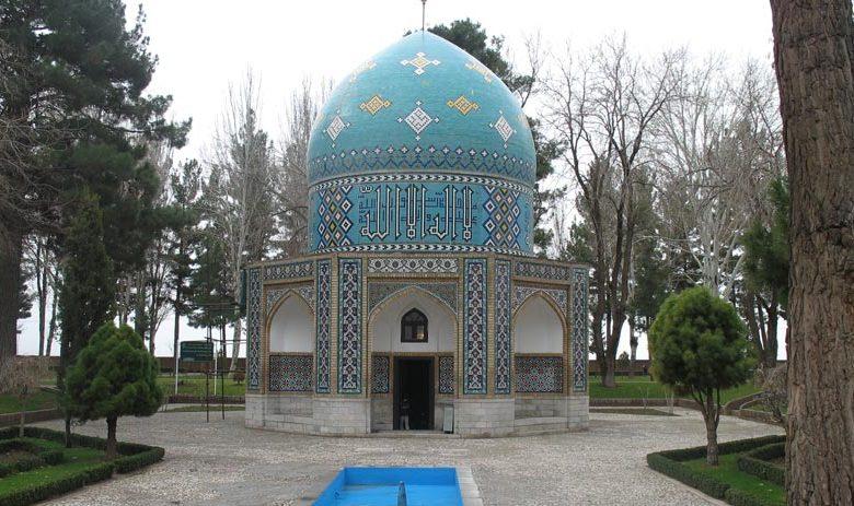 mashad-Attar-Neyshaburi-Mausoleum