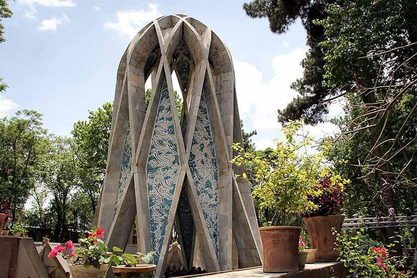 mashad-Omar-Khayam-Mausoleum