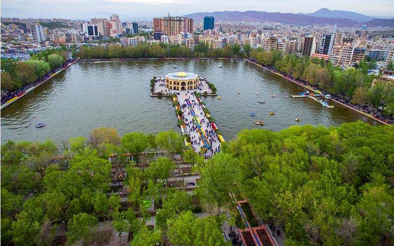 tabriz-El-Goli-Park