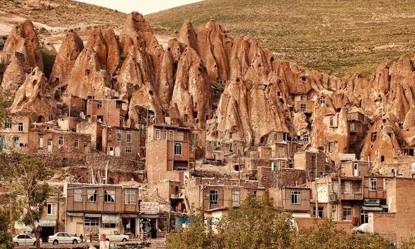 tabriz-Kandovan-village