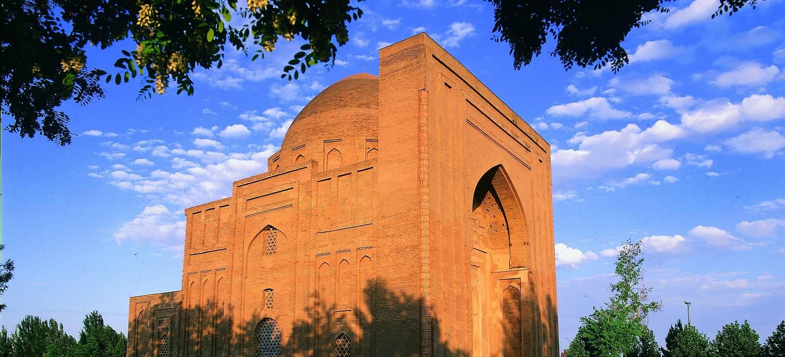 mashad-Haruniyeh-Dome