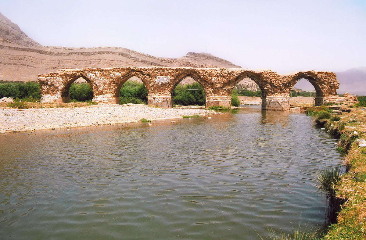 khoram-abad-shapouri-bridge