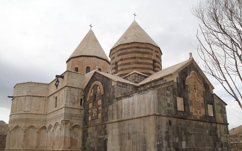 tabriz-Monastery-of-Saint-Thaddeus