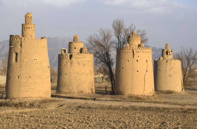 isfahan-Pigeon-tower