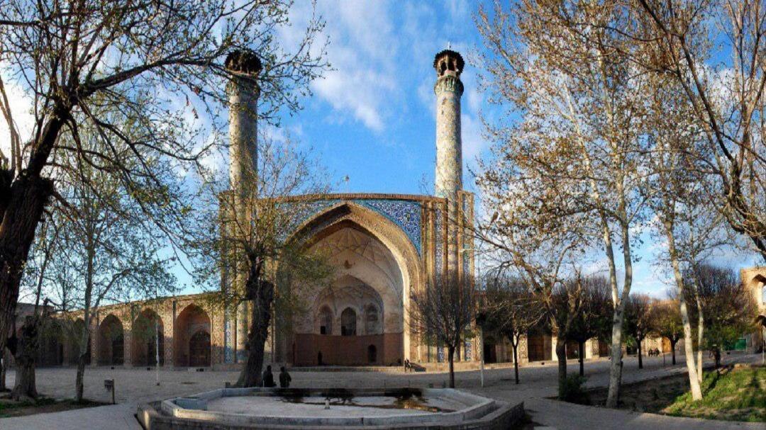 qazvin-jame-mosque