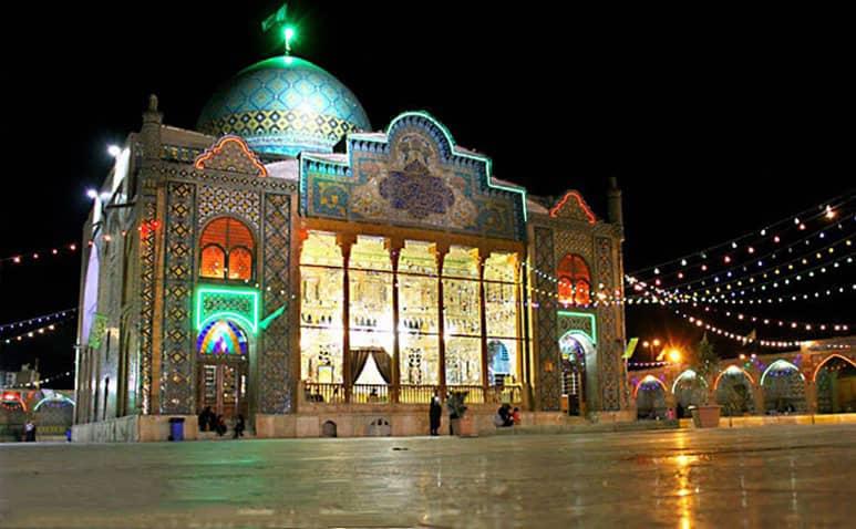 qazvin-Shazdeh-Hossein-Shrine