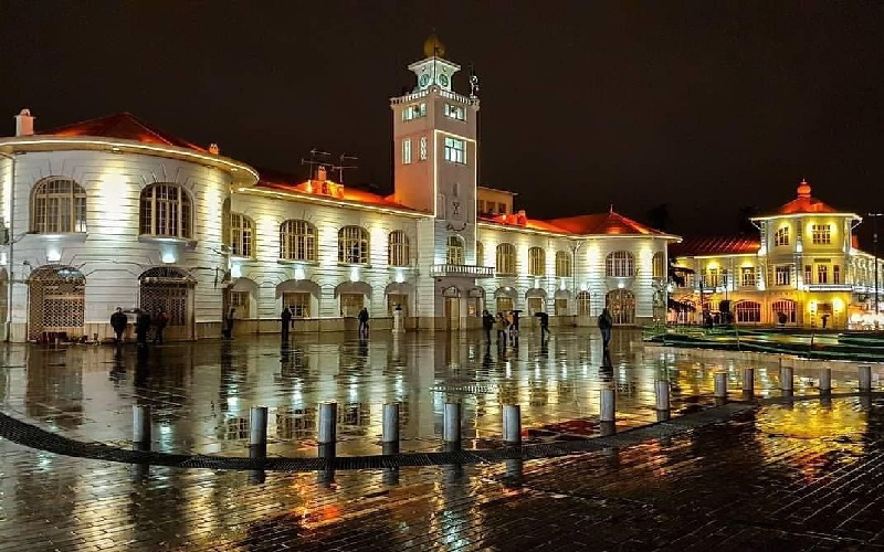 Rasht Municipality Palace