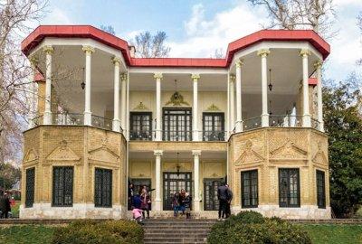 Sa'adabad Palace Tehran