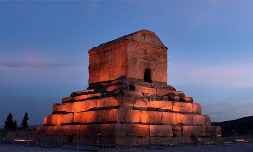 Pasargadae Shiraz Iran